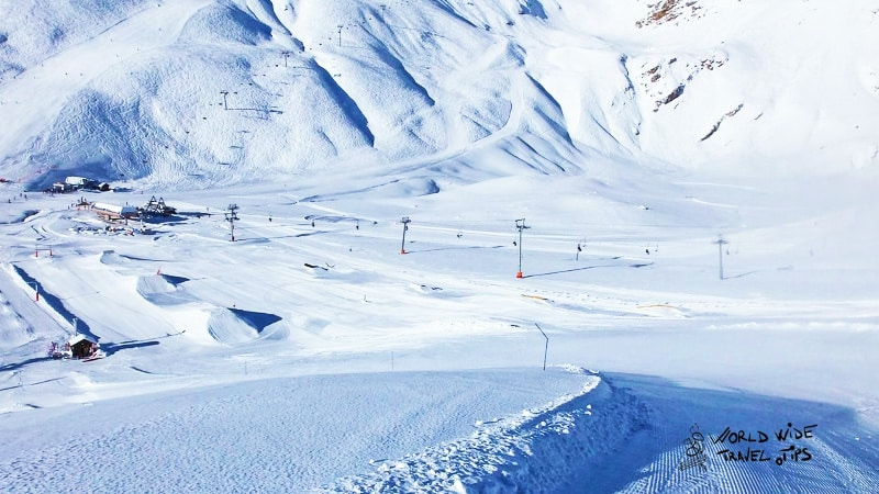 Orcieres Ski resorts South of France
