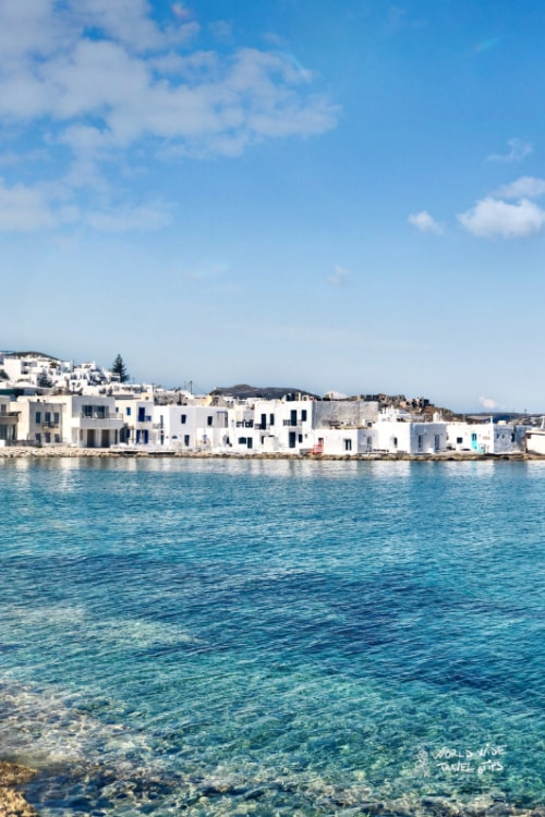 Paros Greek Islands Greece Island