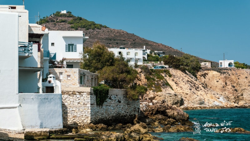 Paros Greek Islands with Airports (PAS)