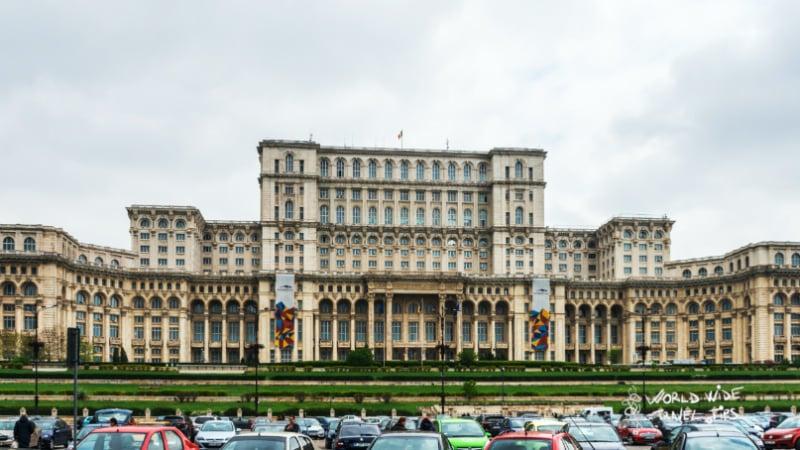Peoples Palace Bucharest Casa Poporului