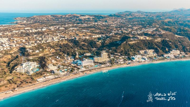 Rhodes Greek Island Best Islands in Greece Weather for Greek islands in autumn