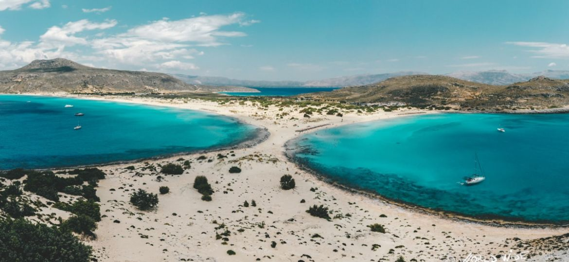 Simos Beach Elafonisos Greek Beaches Best islands to visit in Greece
