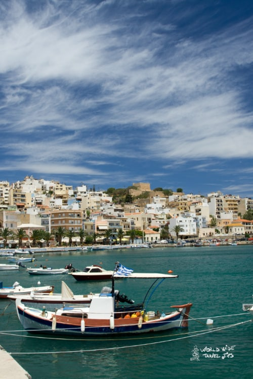 Sitia Airport (JSH) Greek Island Greece