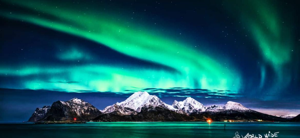 where to go to see the Northern Lights in Alaska