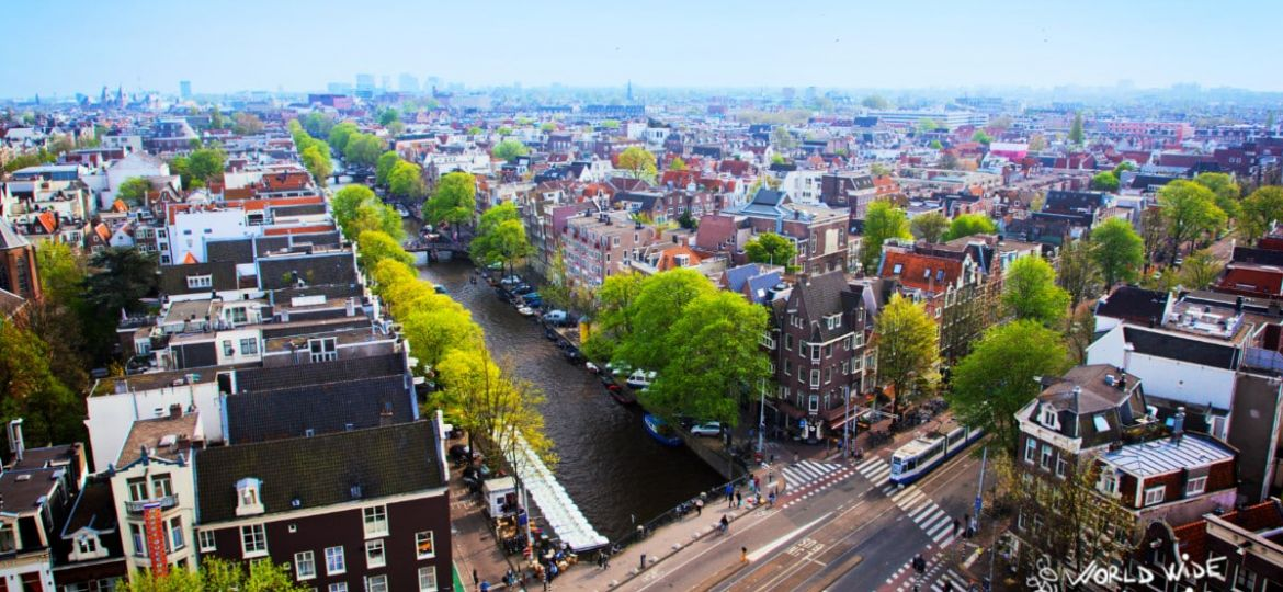 Where is Amsterdam located the Netherlands