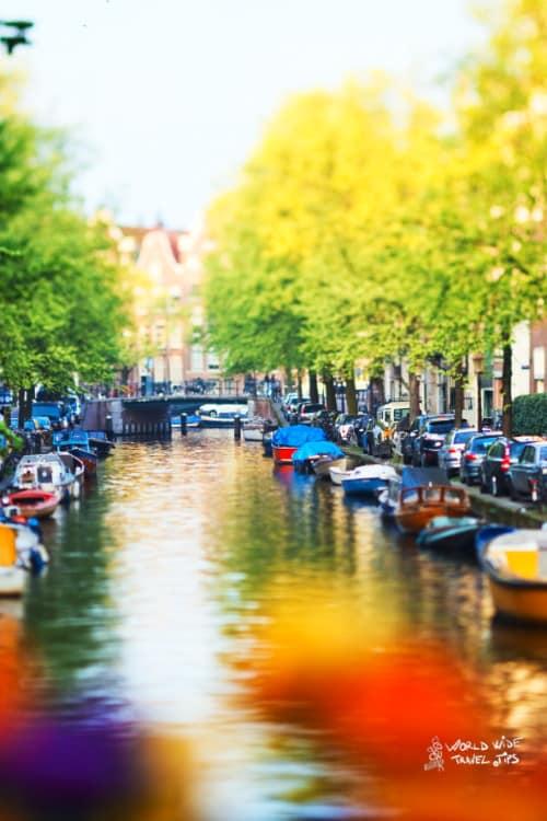 Amsterdam city of Netherlands
