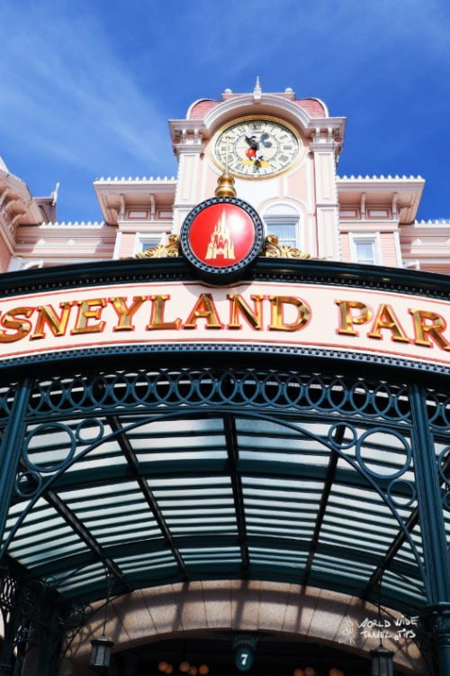 how to get to Disneyland Paris France from CDG Charles de Gaulle Airport