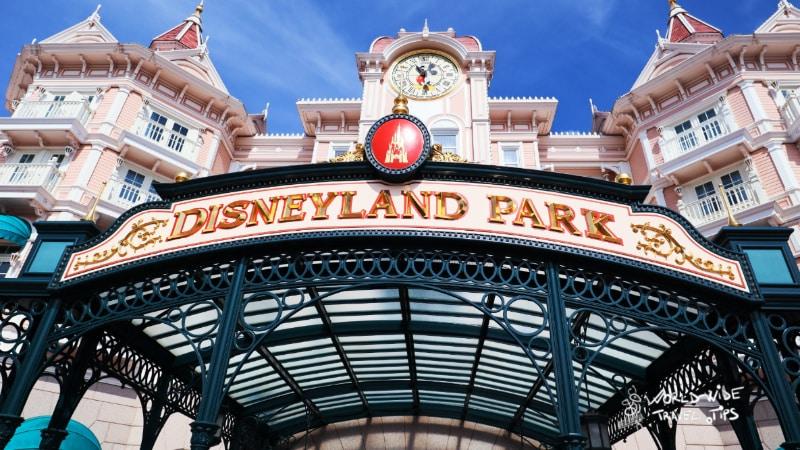 Annual pass for Disneyland Paris