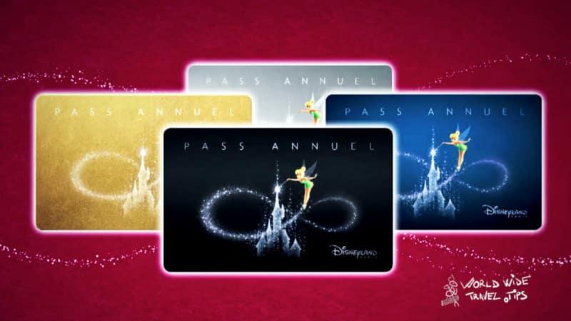 Magic Plus Disneyland Paris annual pass annuel