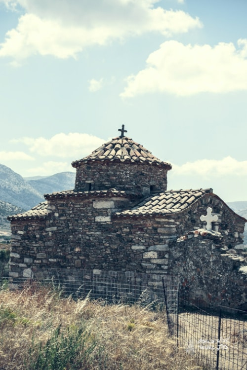 Greek Church Easter Crete