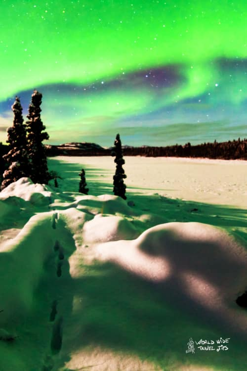 Northern Lights Alaska Aurora Borealis USA