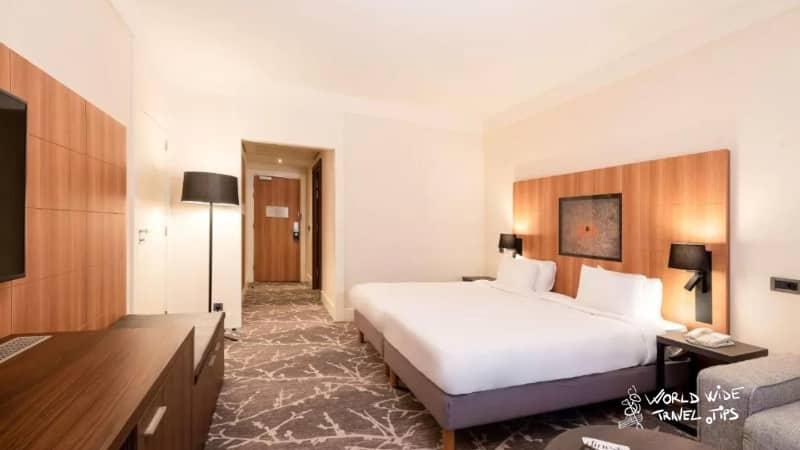 Radisson Blu Hotel Paris Marne-la-Vallee room