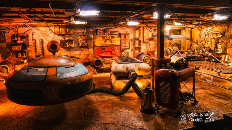 Star Wars Disneyland Paris