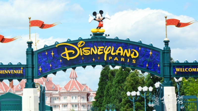 annual pass for Magic Flex Disneyland Paris France