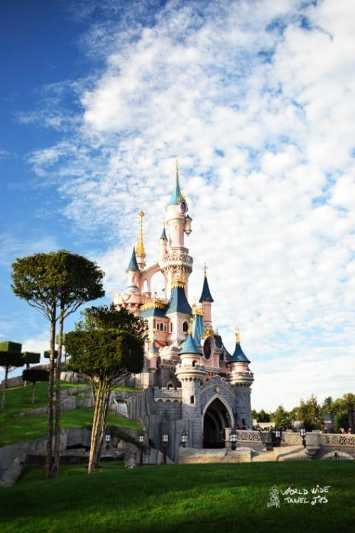 weather for Disneyland Paris May
