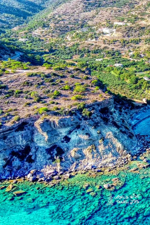 Aghia Fotia Beach Ierapetra Greece lasithi south Crete