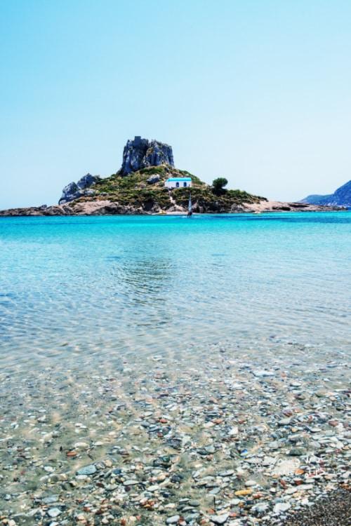 Agios Stefanos Beach Kos Greek Islands