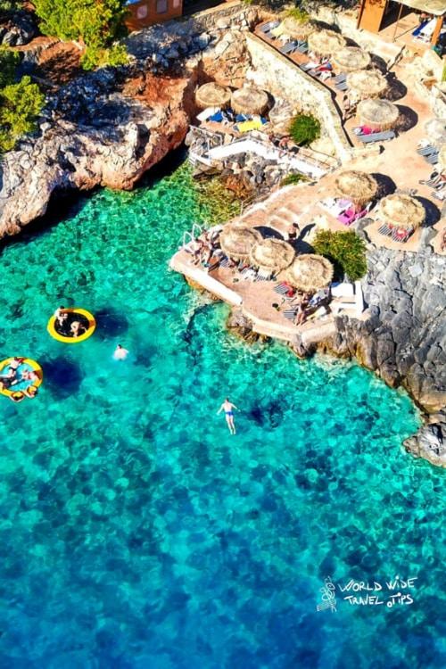 Agistri Greek Islands near Athens