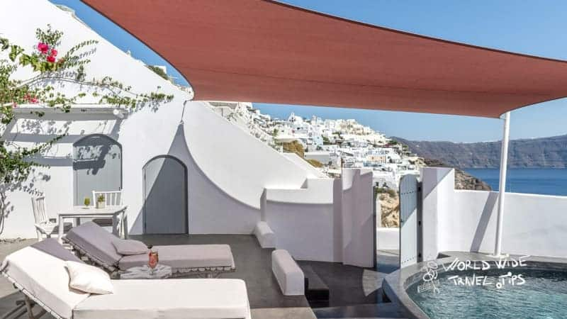 Andronis Suites Luxury Private pool