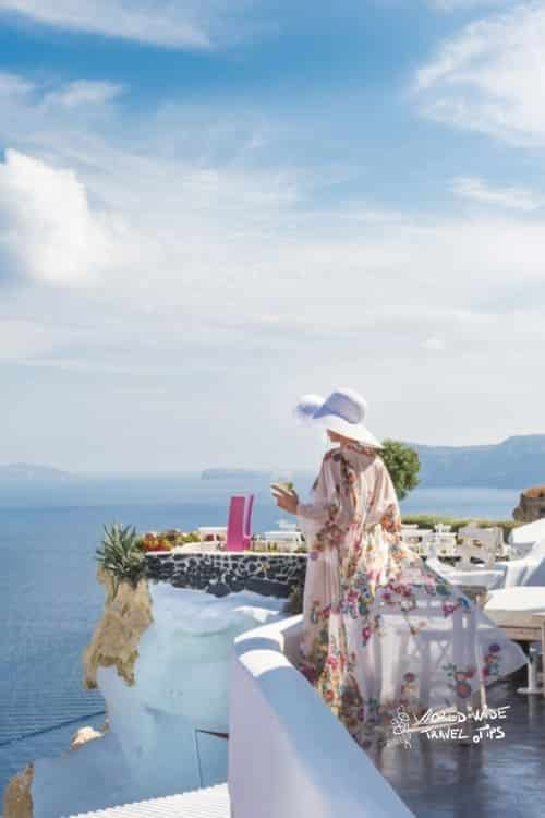 Andronis Suites Luxury Room private Terrace