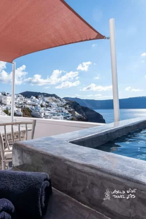 Andronis Suites Luxury Room with private Pool