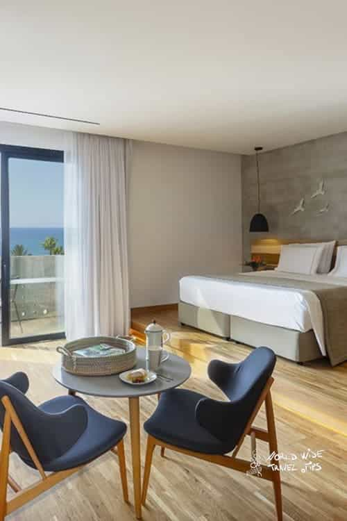 Anemi Hotel and Suites Room