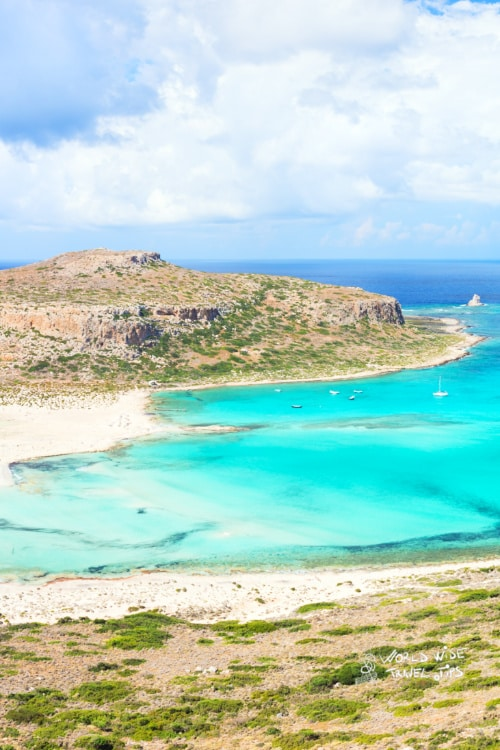 Balos Beach Crete Greece Island Greek Islands