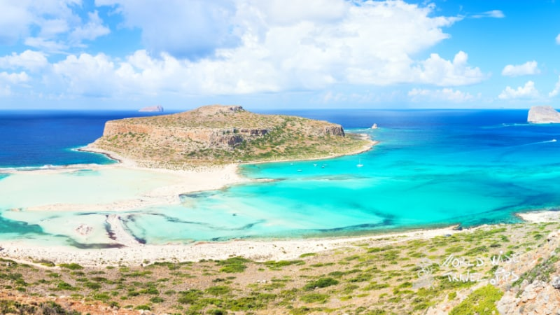 Balos Beach Crete Greece Island Best greek islands to visit in September