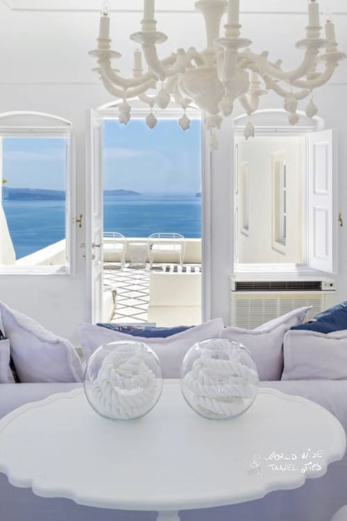 Canaves Oia Suites Presidential Suite