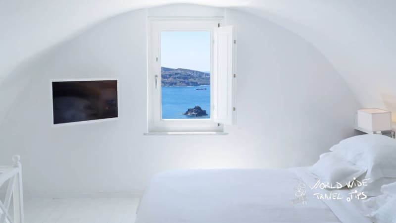 Canaves Oia Suites Suite with private pool