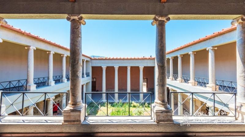 Casa Romana Kos Greek Island