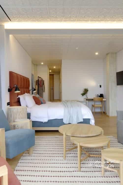 Coco-Mat Hotel Room