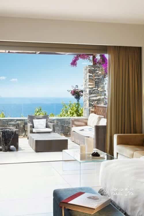 Daios Cove Deluxe Room Sea View