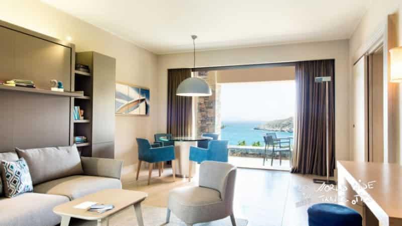 Daios Cove Premium Suite Room