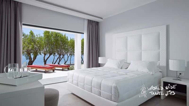 Dimitra Beach Hotel Beachfront Bulgalow