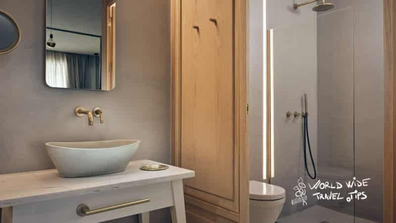 Ekies All Senses Resort Bathroom