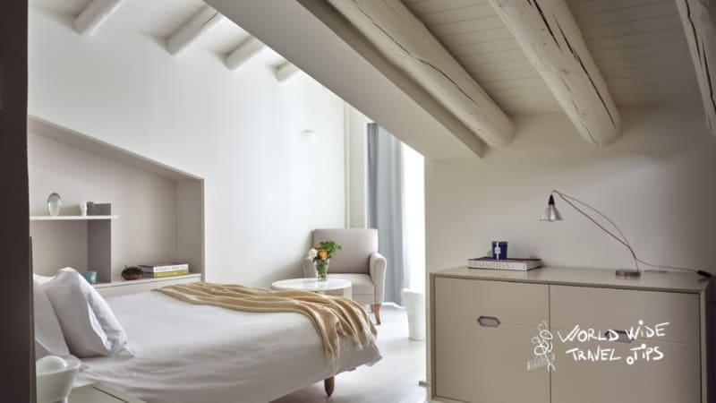Ekies All Senses Resort Bedroom