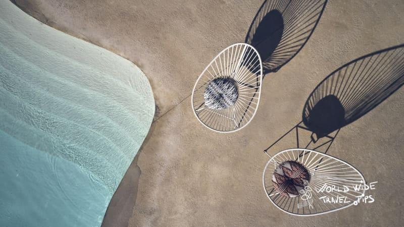 Ekies All Senses Resort Pool Area