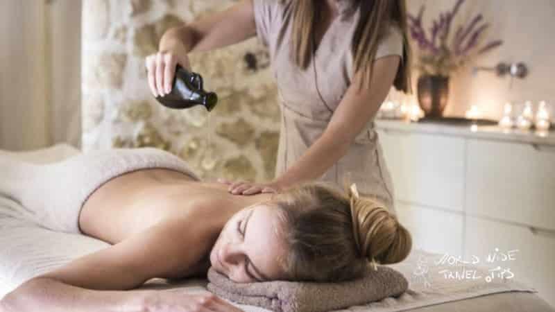 F Zeen Boutique Private Luxury Hotel Spa area Massage