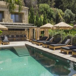 luxury hotels Kefalonia Greece F Zeen Boutique Private Luxury Villa with amazing pool