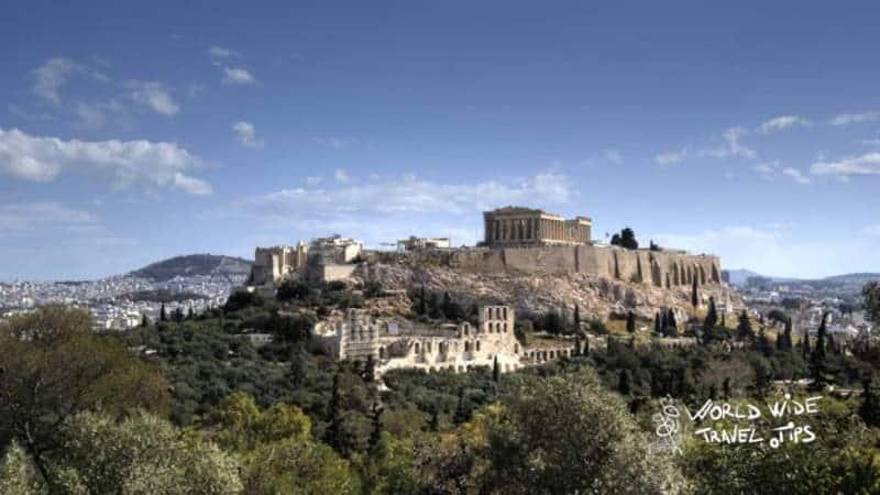 Four Seasons Astir Palace Hotel Acropolis view