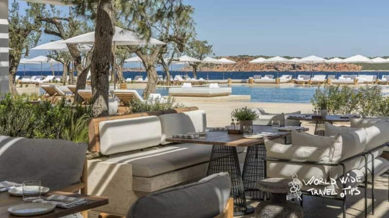 Four Seasons Astir Palace Hotel Outside Pool Area