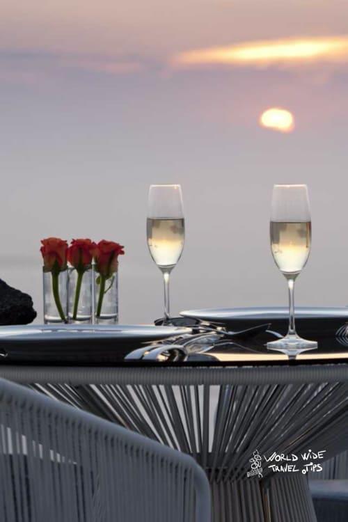 Grace santoro restaurant private dining