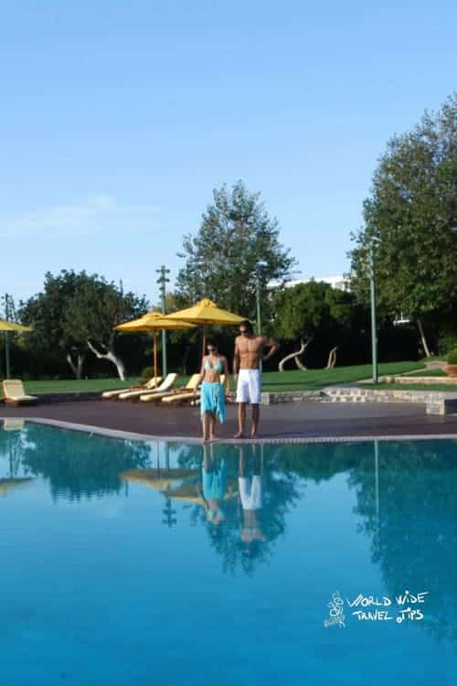 Grand Resort Lagonissi Pool area