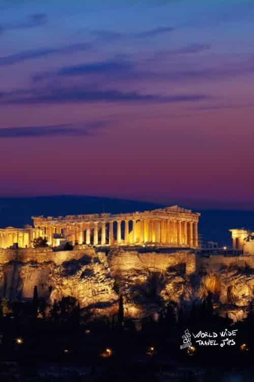 Hotel Grande Bretagne Athens Acropolis