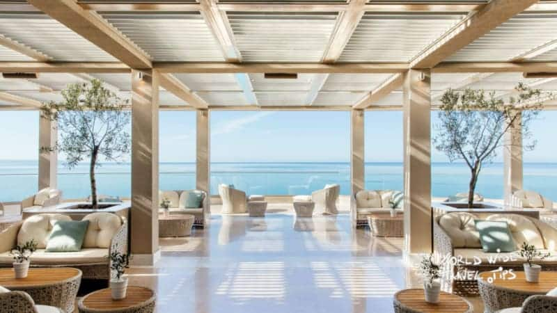 Icos Oceania Veranda luxury hotel in Greece all inclusive