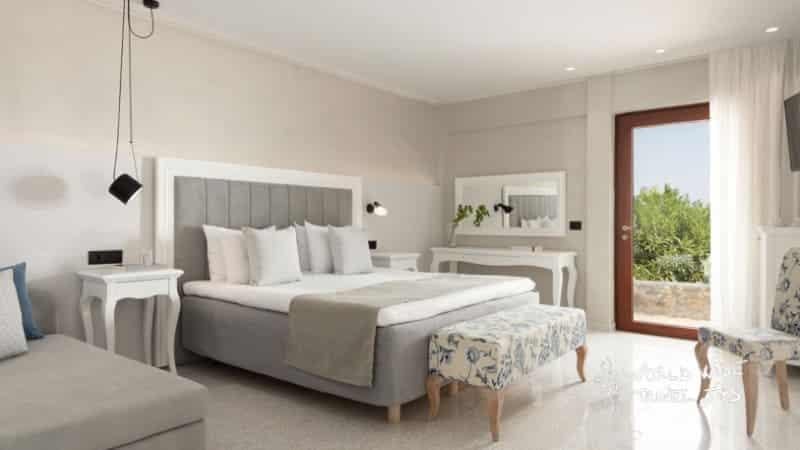 Ikaros Beach Resort Spa Luxury Room