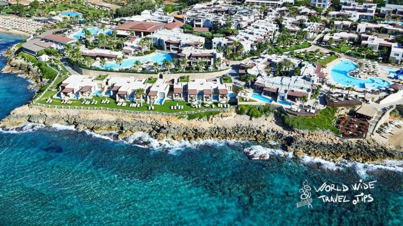 Ikaros Beach Resort Spa overview
