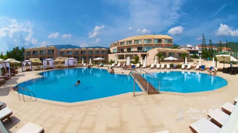 Ionian Emerald Pool Luxury hotels Kefalonia Greece