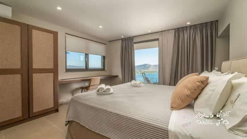 Katouna Suites Bedroom Bed